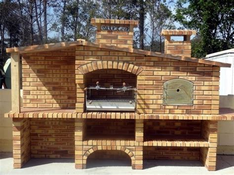 Come Rivestire Un Forno A Legna by Barbecue E Forno Pizza In Muratura Iv96 187 Regardsdefemmes