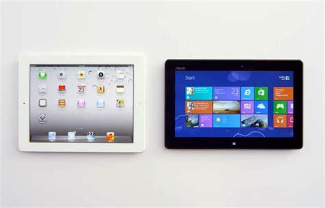 Microsoft Releases A New Ipad Vs. Windows 8 Tablet