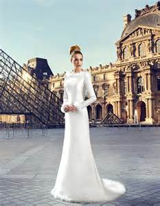 robe de mariã e d hiver robe de mariée d 39 hiver pronuptia 22 robes de mariée d hiver éblouissantes