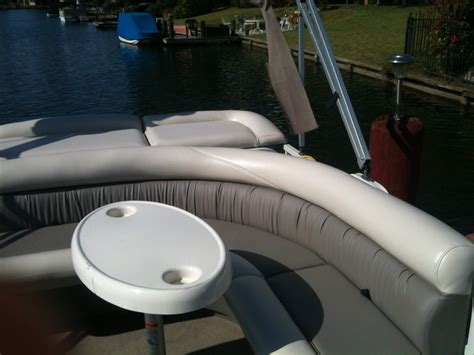 Boat Upholstery Shop by Boat Upholstery Canvas Marine Services