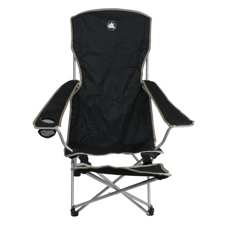 Backpack Chairs With Footrest by 10t Quickfold Plus Mobile Cing Chair With Footrest