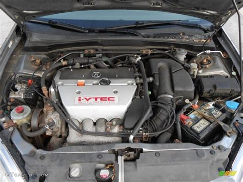 Acura Rsx Engine by 2002 Acura Rsx Type S Sports Coupe Engine Photos