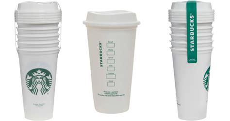 starbucks reusable cups  pack    walmart