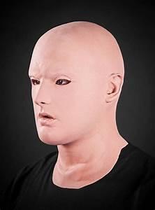 John Doe Foam Latex Mask - maskworld com