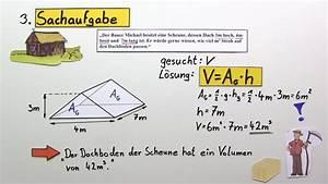 Prisma Berechnen übungen : volumen eines prismas berechnen beispiele bungen ~ Themetempest.com Abrechnung