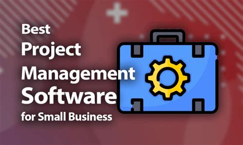 project management software  small business