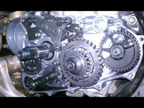 honda crfx kicktart essembly  starter motor