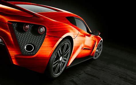 Red Car Hd Wallpaper
