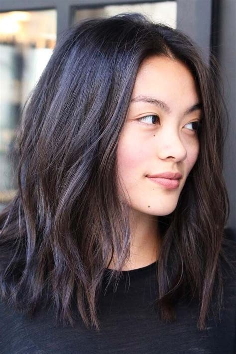Easy Medium Length Hairstyles : 24 Iconic And Contemporary