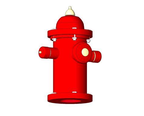free hydrant generic facility fire hydrants bim objects families