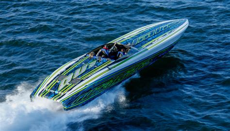 Outerlimits Boats by Outerlimits 50 Footer Delivers Stunning Numbers Boats