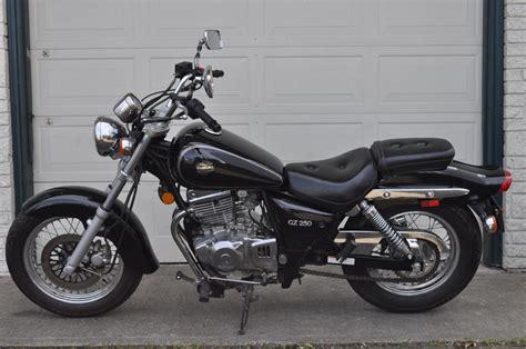 Suzuki Gz250 2003 suzuki gz250 moto zombdrive