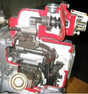 P Pump Cutaway