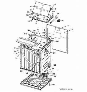 Cabinet  6  Diagram  U0026 Parts List For Model 2661532110