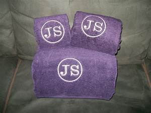 bath towel set with circle and letters monogram bath towel With bath towels with letters
