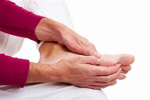 Diabetes And Foot Problems: Symptoms And Pain Relief ...