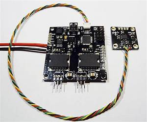 Simple Alexmos 8bit Brushless Gimbal Controller From