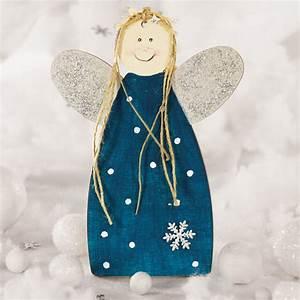 Basteln Mit Holz : engel basteln holz dekoration f r weihnachten ~ Lizthompson.info Haus und Dekorationen
