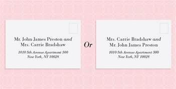sending wedding invitations addressing wedding invitations lilbibby