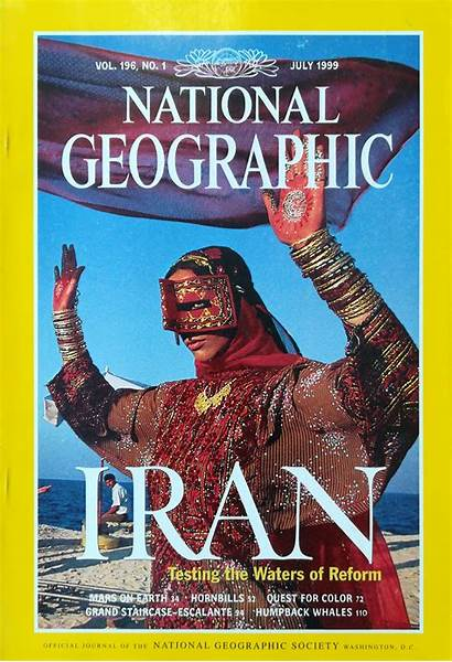 Geographic National Magazine Articles Science