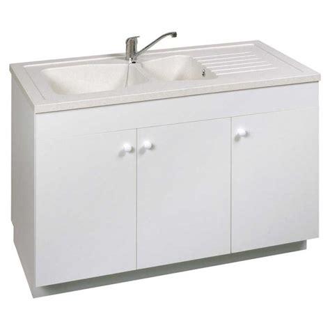 meuble cuisine sous evier evier buanderie avec meuble sous cuisine inspirations et