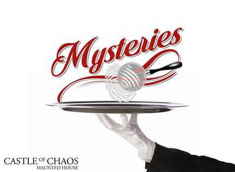 What Is A Chaos Mystery Dinner?  Castle Of Chaos