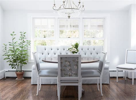 Tufted Banquette Photos (1 Of 2