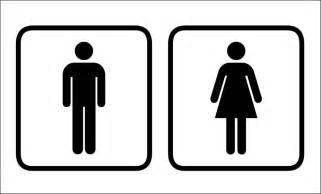 Female Bathroom Sign by Inspiration Bathroom Sign Vector Bigstock Restroom Signs