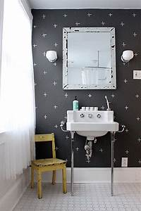 Chalkboard paint ideas when writing on the walls becomes fun for Chalk paint in bathroom