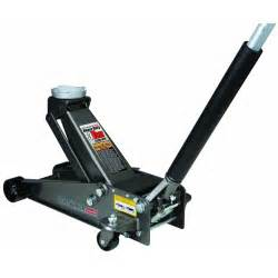 heavy duty 3 ton floor jack w rapid pump