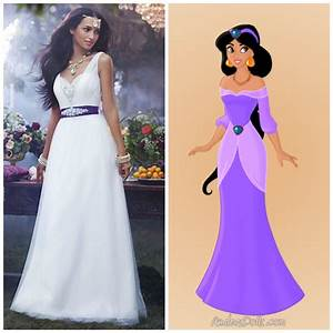disney princess jasmine wedding dress disney wedding With princess jasmine wedding dress