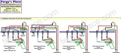 Slot Car Track Wiring Diagram by Wiring Dilemma Any Help Appreciated Auslot Forums