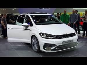 Volkswagen Touran R Line : volkswagen touran r line 2015 in detail review walkaround interior exterior youtube ~ Maxctalentgroup.com Avis de Voitures