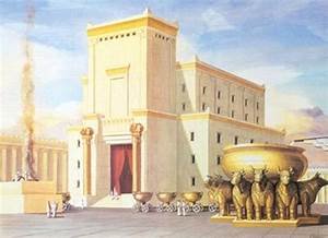 The First Temple  Crowning Achievement Of King Solomon And