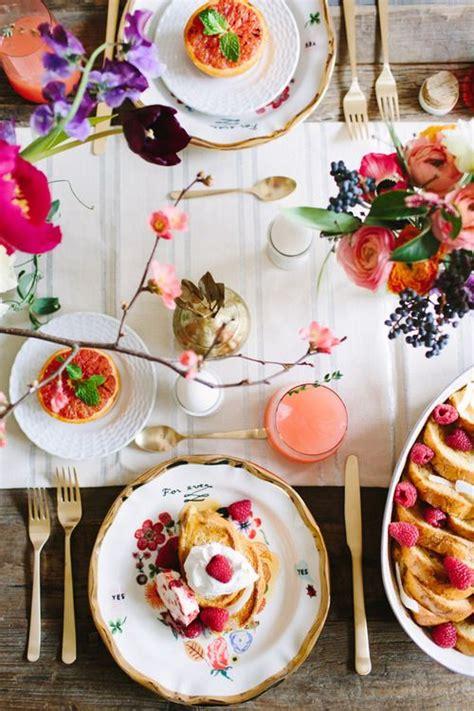 Best 25 Breakfast Buffet Table Ideas Only On Pinterest