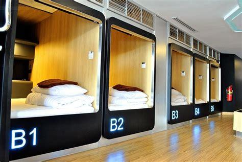 schlafzimmer ideen doppelstock 13 capsule sleep box m 246 bel einrichtungsideen