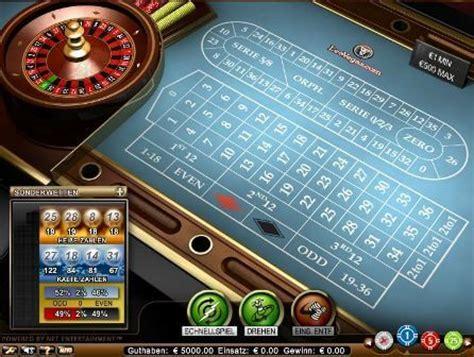 Roulette Mit Spielgeld  Deutsche Online Casinos