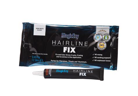 Repair Hairline Cracks