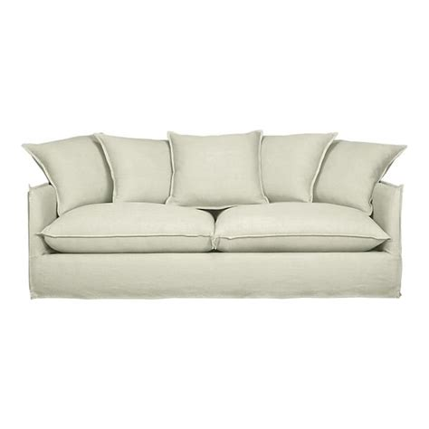 Crate And Barrel Loveseat by Crate Barrel Oasis Sofa Copycatchic