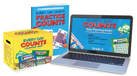 Everyday Counts Calendar Math and More for Grades Pre-K - 6