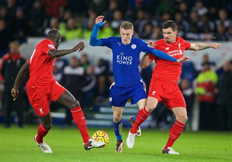 Liverpool vs Leicester City: Predicted starting line-ups ...