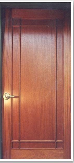 prairie style interior wood paneled door prairie style