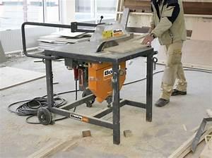 Table De Sciage : tables de sciage jusqu 39 400mm sciage travail du bois ~ Dode.kayakingforconservation.com Idées de Décoration