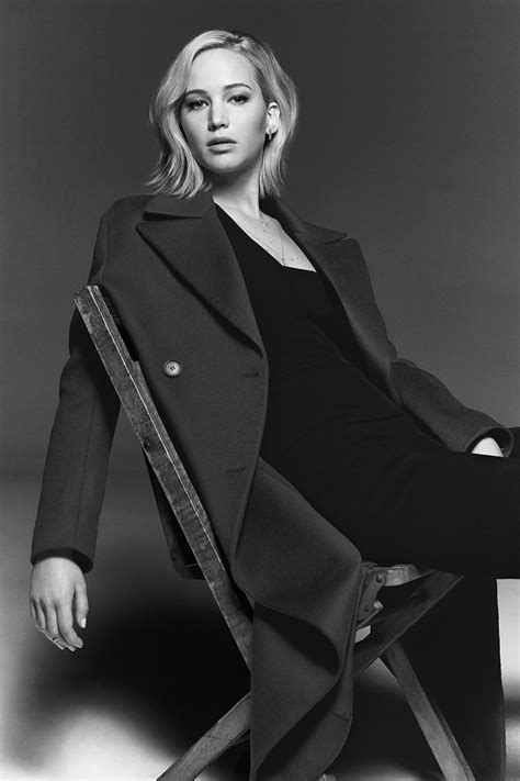 Jennifer Lawrence - Photoshoot for The Hollywood Reporter ...