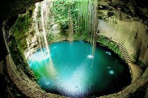 Chichen Itza   ... Mooiste Cenotes Cancun