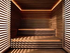 Design Sauna Mit Glas : sauna und dampfbad als heimische r ckzugsorte bad und sanit r news produkte archiv baunetz ~ Sanjose-hotels-ca.com Haus und Dekorationen