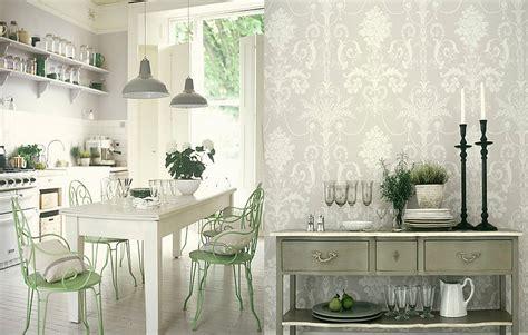wallpaper in kitchen ideas unique kitchen wallpaper ideas on small home decor