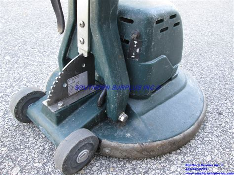 nobles floor scrubber pads nobles tennant 2000ds 608720 floor scrubber polisher