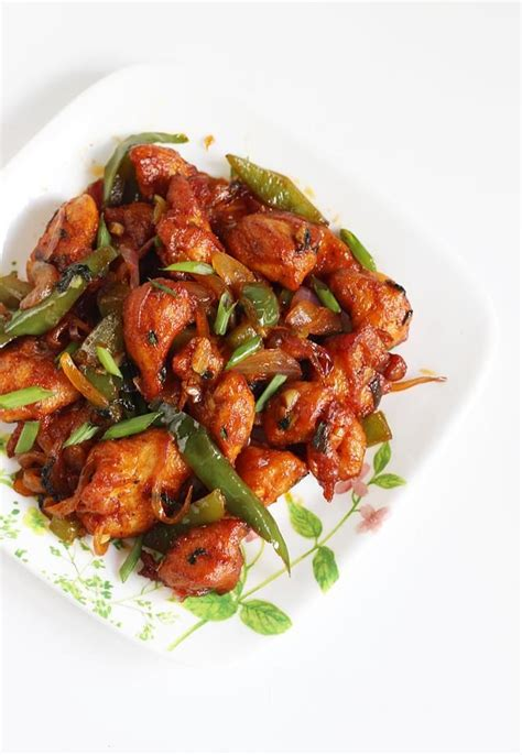 chilli chicken recipe how to make chilli chicken dry