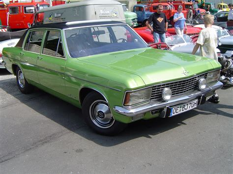 Opel Admiral by File Opel Admiral B Front Jpg